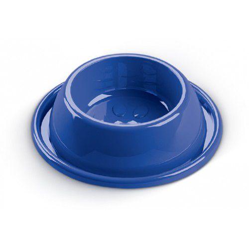Comedouro e Bebedouro Para Cachorro Anti Formiga Azul