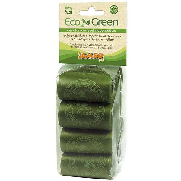 Refil Cata Cáca 8 Rolos Eco Green Jambo