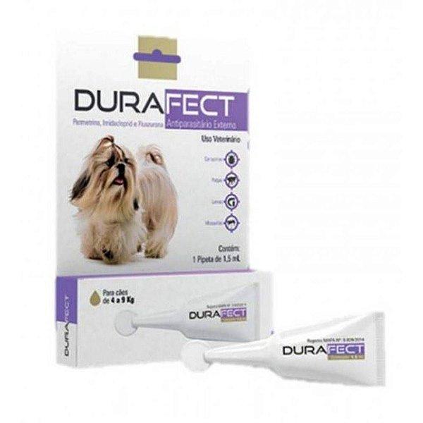 Medicamento Para Cachorro Durafect 1,5ml