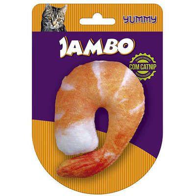 Brinquedo Para Gato Yummy Camarão Jambo
