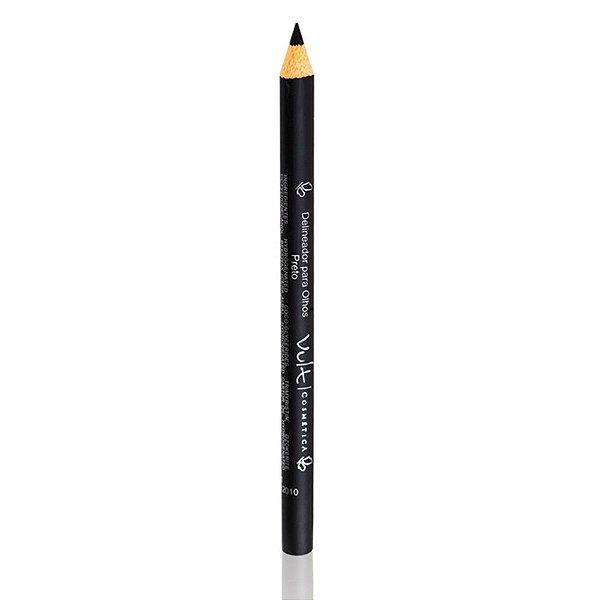 Lápis para Olhos Vult Preto Neutro 1,2g