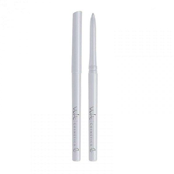 Lápis para Olhos Retrátil Branco Opaco Vult 0,28g