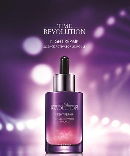 Missha Time Revolution Night Repair Science Activator Ampoule - 50ml