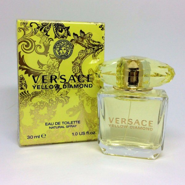 Perfume Feminino Versace Yellow Diamond Edt 30ml