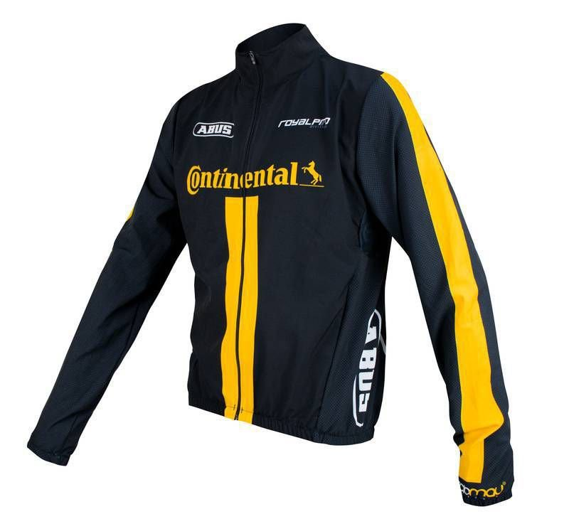 Jaqueta Corta Vento Ciclismo Royal Pro Continental/Abus
