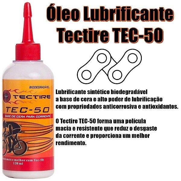 Lubrificante Corrente Tec Tire Tec-50 A Base De Cera