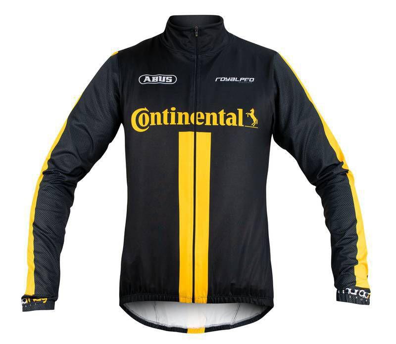 Jaqueta Ciclismo Peluciada Royal Pro Continental/Abus