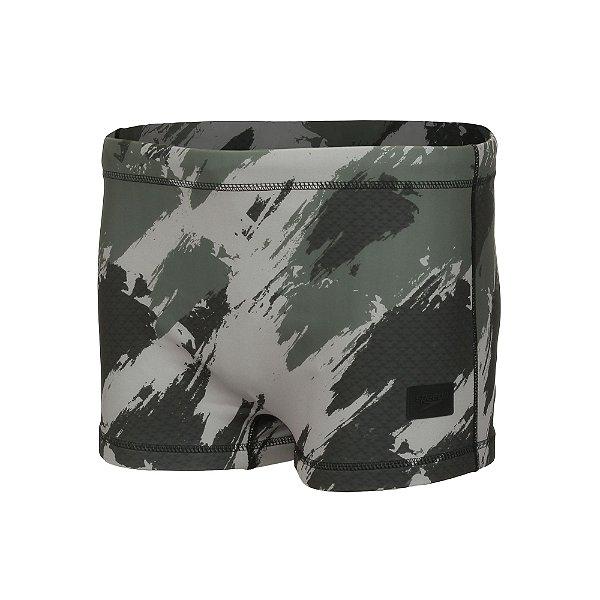 Sunga Speedo Boxer Camouflage Militar