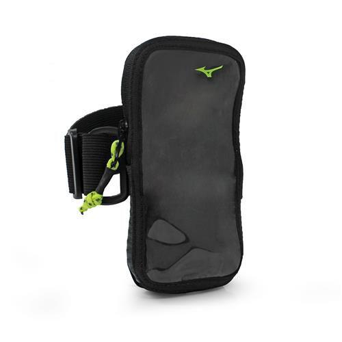 Porta Celular Mizuno Arm Bag Mid Preto