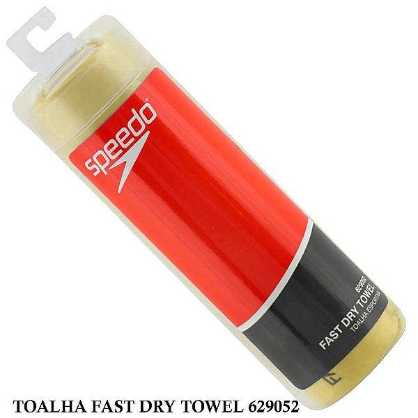 oalha Fast Dry Towel Ultra Absorvente Speedo