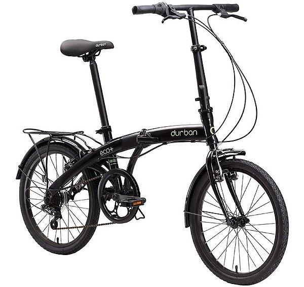 Bicicleta Dobrável Durban 6 Marchas Eco +