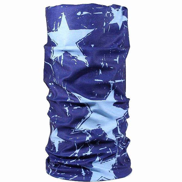 Bandana Estrelas Azuis 3z