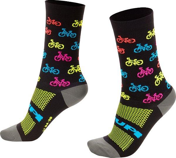Meia Hupi Bike Colors
