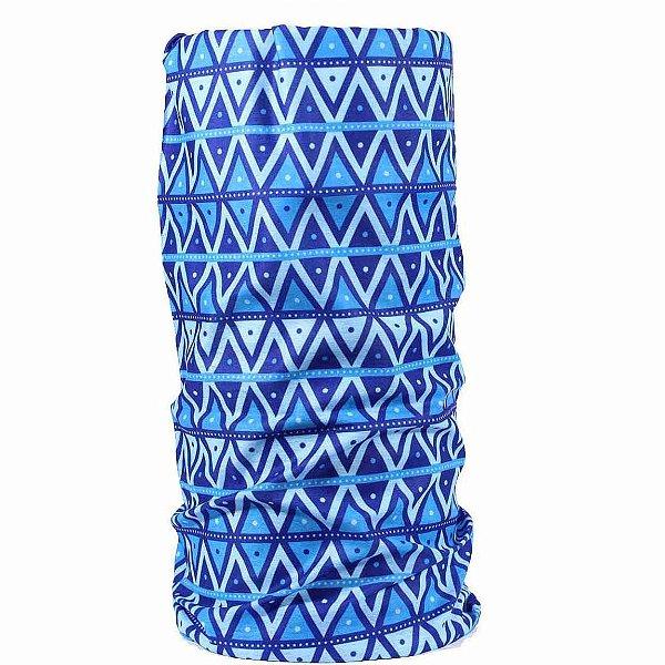 Bandana Triangulos Azuis 3z
