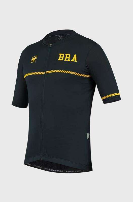 Camisa de Ciclismo Free Force Classic
