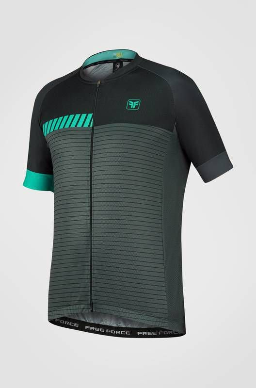 Camisa de Ciclismo Free Force Sport Pace