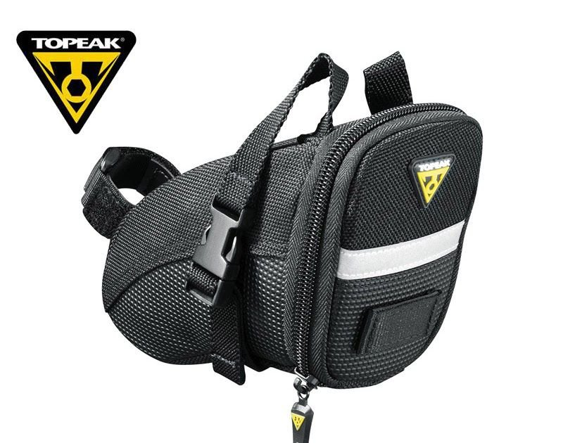 Bolsa de Selim Topeak Aero Wedge Pack c/Tiras Tc2261B
