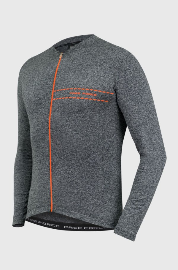 Camisa Ciclismo Free Force Granite Training Fit