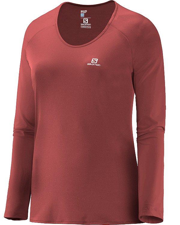 Camiseta Thermo Ls Salomon