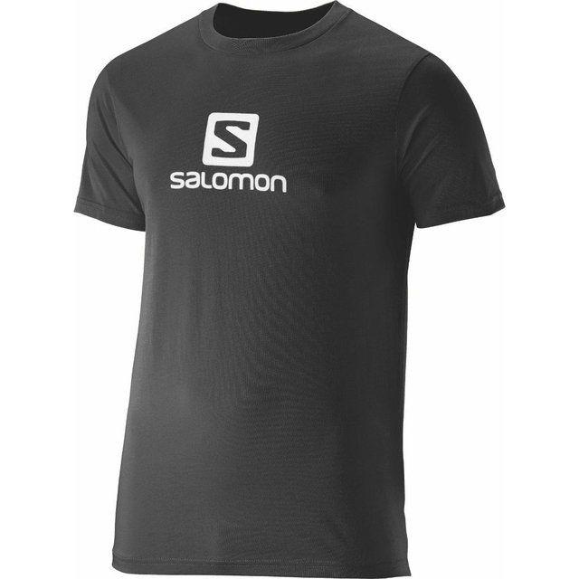 Camiseta Salomon Logo Ss