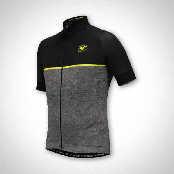 Camisa de Ciclismo Free Force Masc First