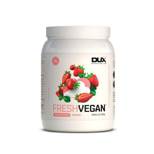 Fresh Vegan Morango 520gr Dux Nutrition