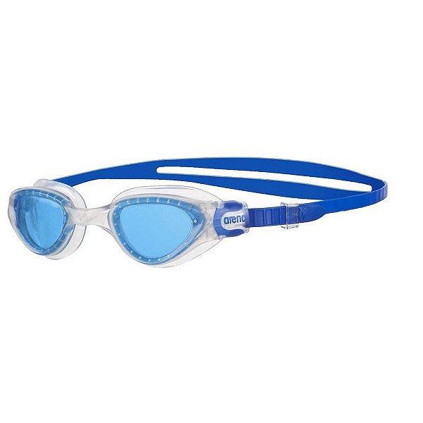 Oculos de Natação Arena Cruiser Soft Lente Azul