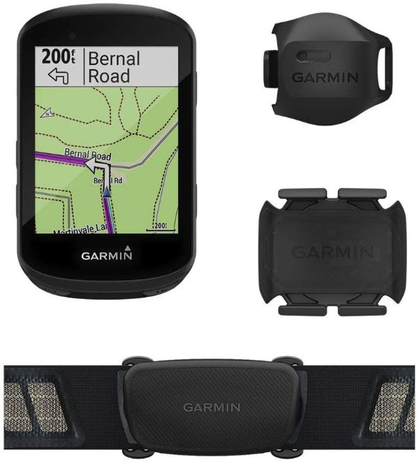 Ciclocomputador com GPS Garmin Edge 530 Bundle