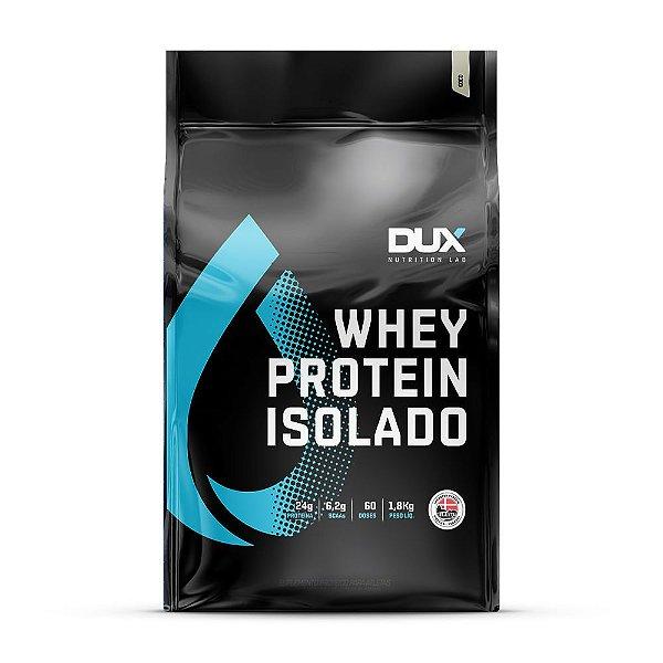 Whey Protein Isolado Dux 1.800kg
