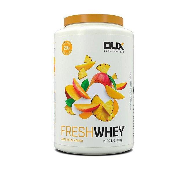 Fresh Whey Protein Dux Abacaxi e Manga