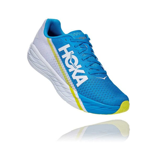 Tenis Hoka One One Rocket X  Carbono