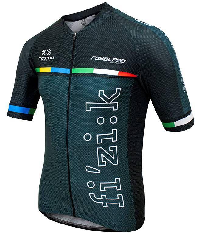 Camisa de Ciclismo Fizik Royal Crank Brothers