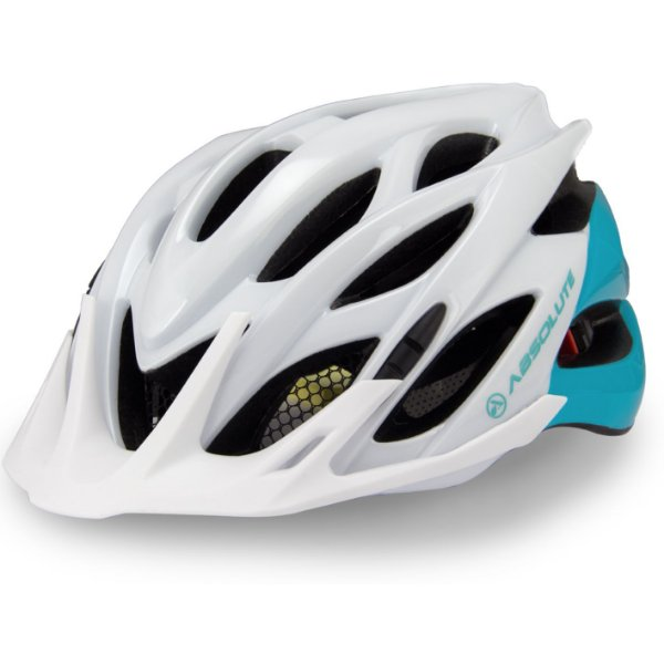 Capacete de Ciclismo Feminino Bike Absolute Mia C/led