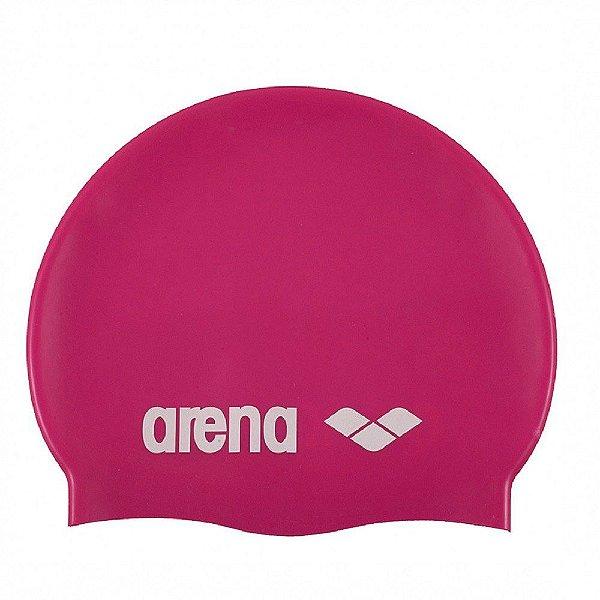 Touca Arena Classic Rosa