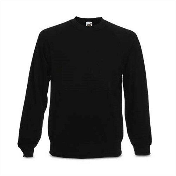 Blusa de Moletom Básico - Uniformes personalizados 3153216e7b2f1