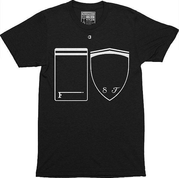 Ferrari Silhouette T-shirt - Black