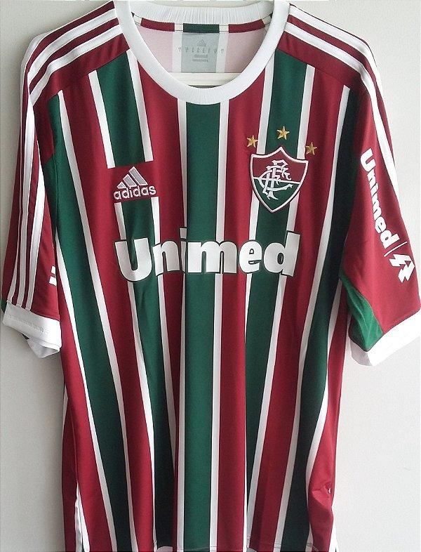 Camisa Oficial do Fluminense ADIDAS - Quiser Modas e Acessórios 7802af2647dd6
