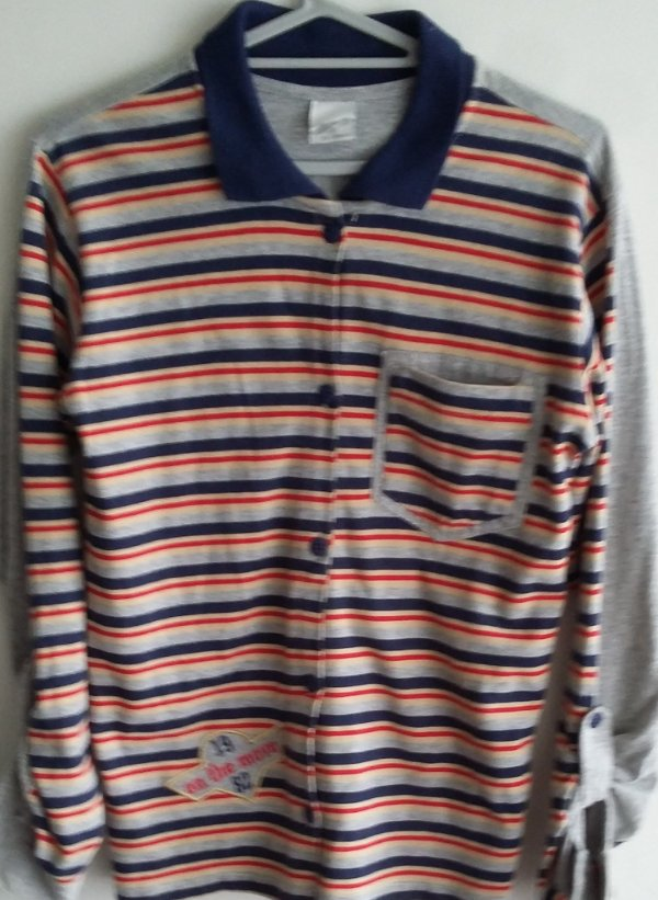 2e3564f8b Camiseta manga longa Esportiva Lapis de Cor - Quiser Modas e Acessórios
