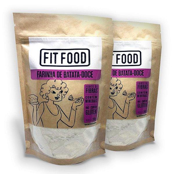 Farinha Batata doce Fit Food 200 gramas