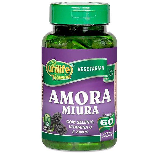 Amora Miura 60 cápsulas Unilife