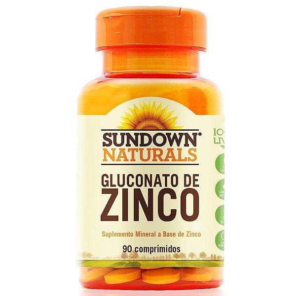 Zinco 7mg Sundown 90 comprimidos