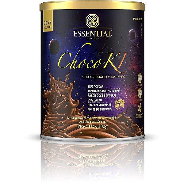 Chocoki Achocolatado Polivitaminico Essential Nutrition 300g