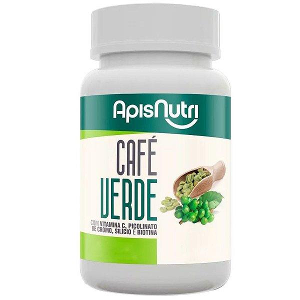 Café Verde 500mg Apisnutri 60 cápsulas