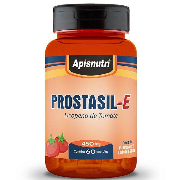 Prostasil-E Licopeno Apisnutri 60 cápsulas