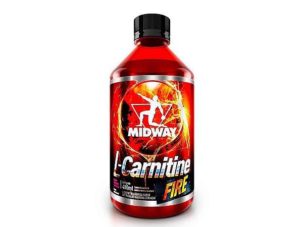 L-carnitina 1400mg Midway Kaka edition 473ml