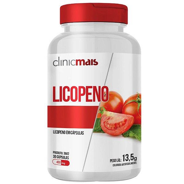 Licopeno Vitamina E 450mg Chá Mais 100 cápsulas