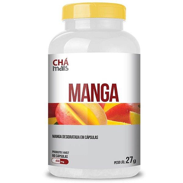Manga Africana 450mg Chá Mais 60 cápsulas