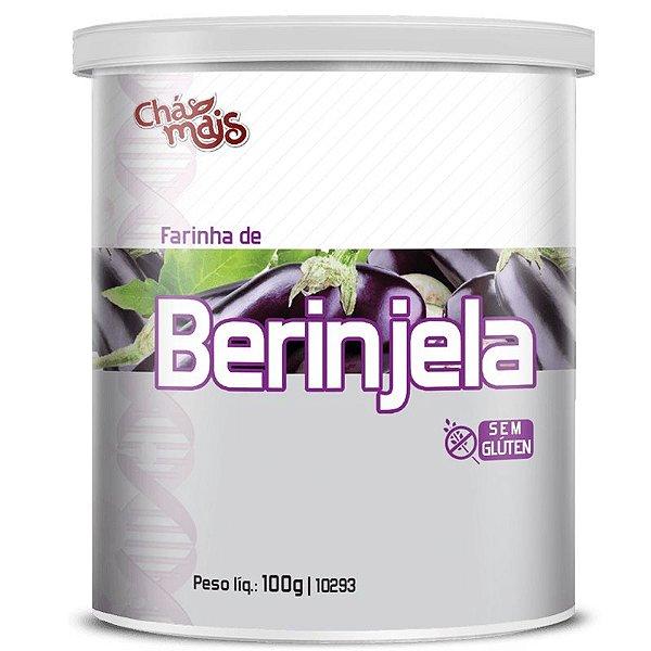 Farinha de Berinjela Chá Mais 100g