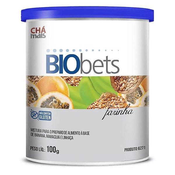 Farinha Biobets Fibras Alimentares Chá Mais 100g