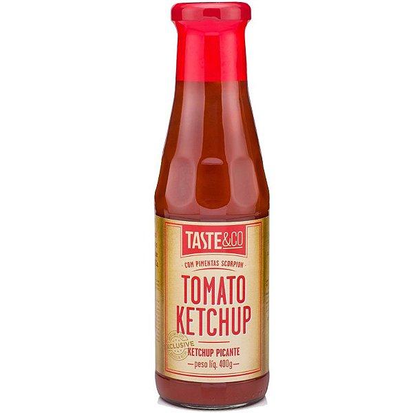 Ketchup c/ Pimenta Scorpion 400g TASTE & Co